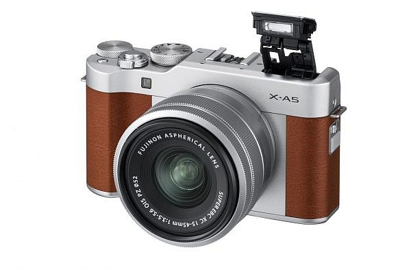 Fujifilm X-A5 ราคา 21,990 บาท