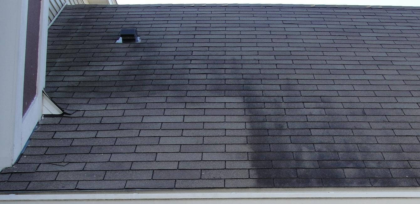 Stains on Roof