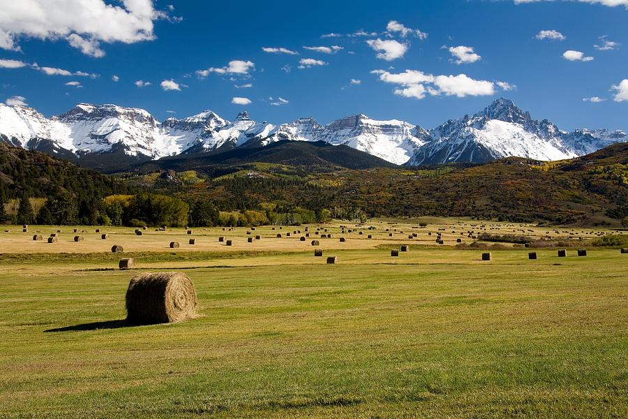 Climate change threatens Colorado ranches and water supplies.