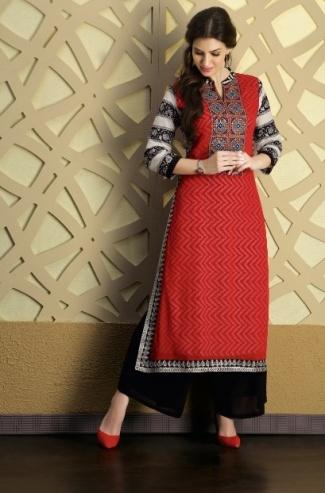 Z:\SOCH\Collections\Sia Collection\Low Res - Images\Kurtis\Soch_Sia - Fusion Kurti Suits _Price Rs - 3998.jpg