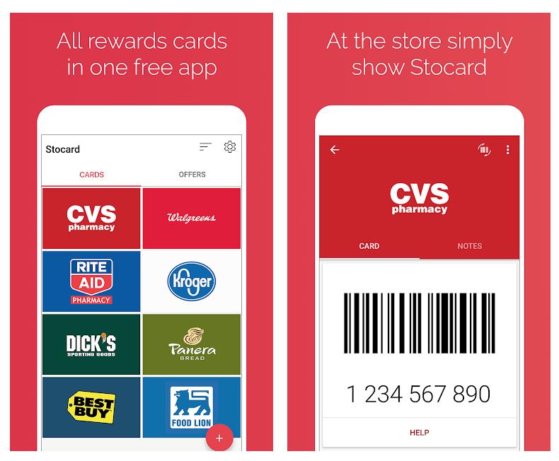Stocard Loyalty Card App