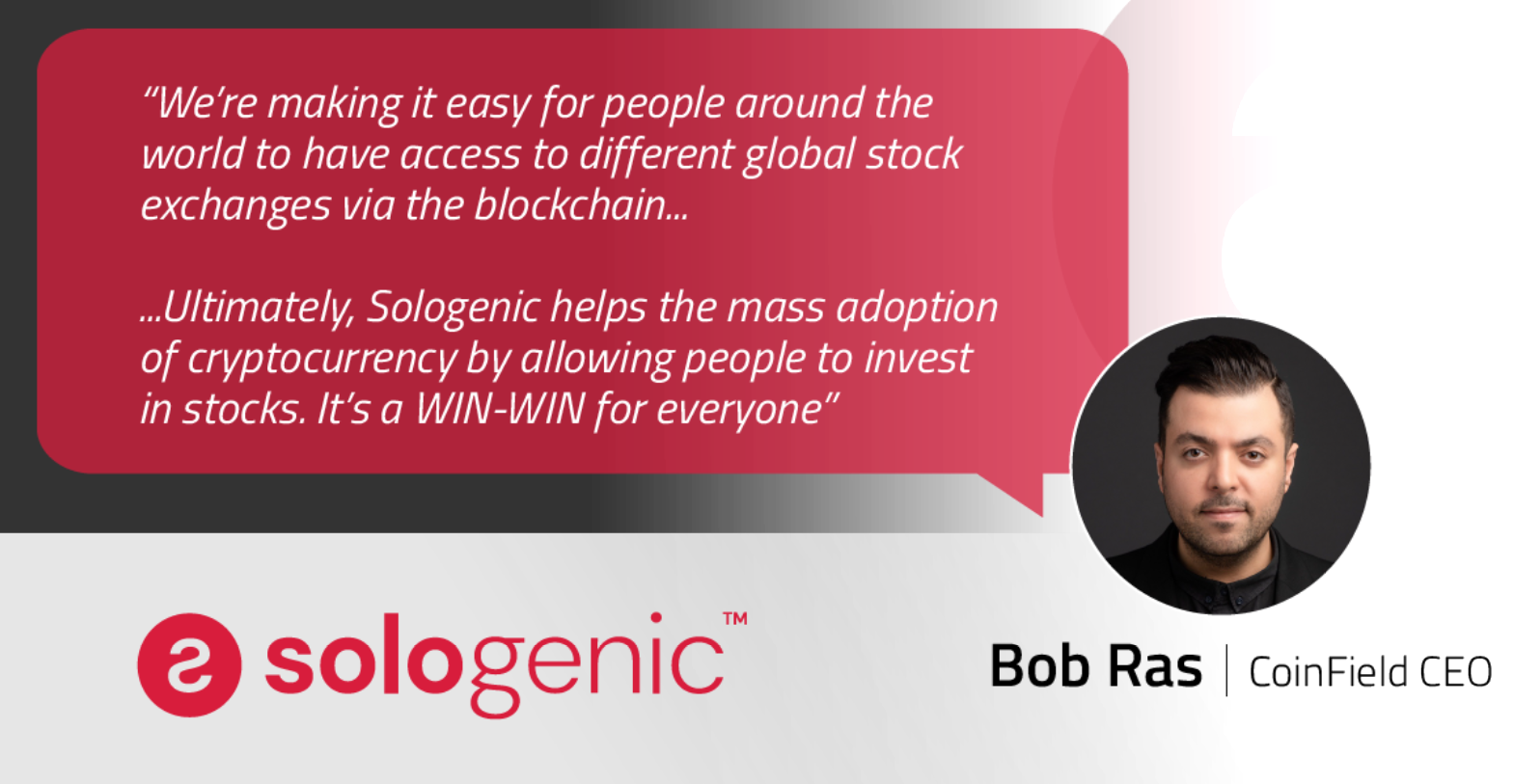 Sologenic Brings the Stock Market to the XRP Ledger
