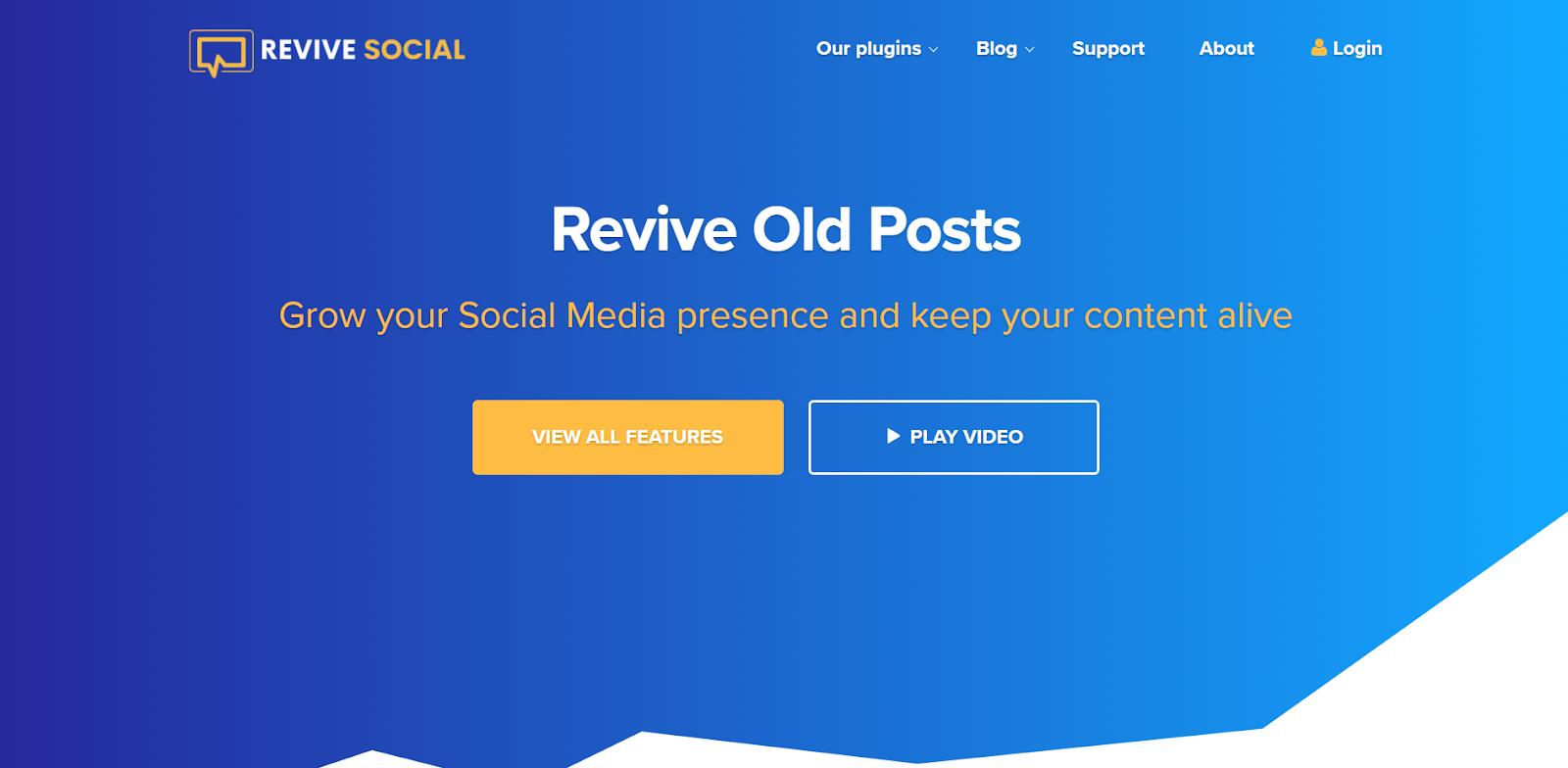 Best Instagram Plugins for WordPress | Revive old posts