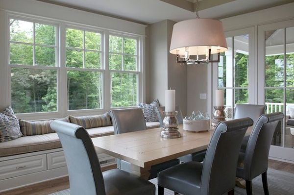 Как превратить окно в место для отдыха: фото интересных идей