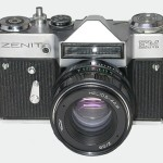Фотоаппарат «Зенит-ЕМ»