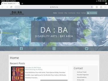 Disability Arts : Bay Area