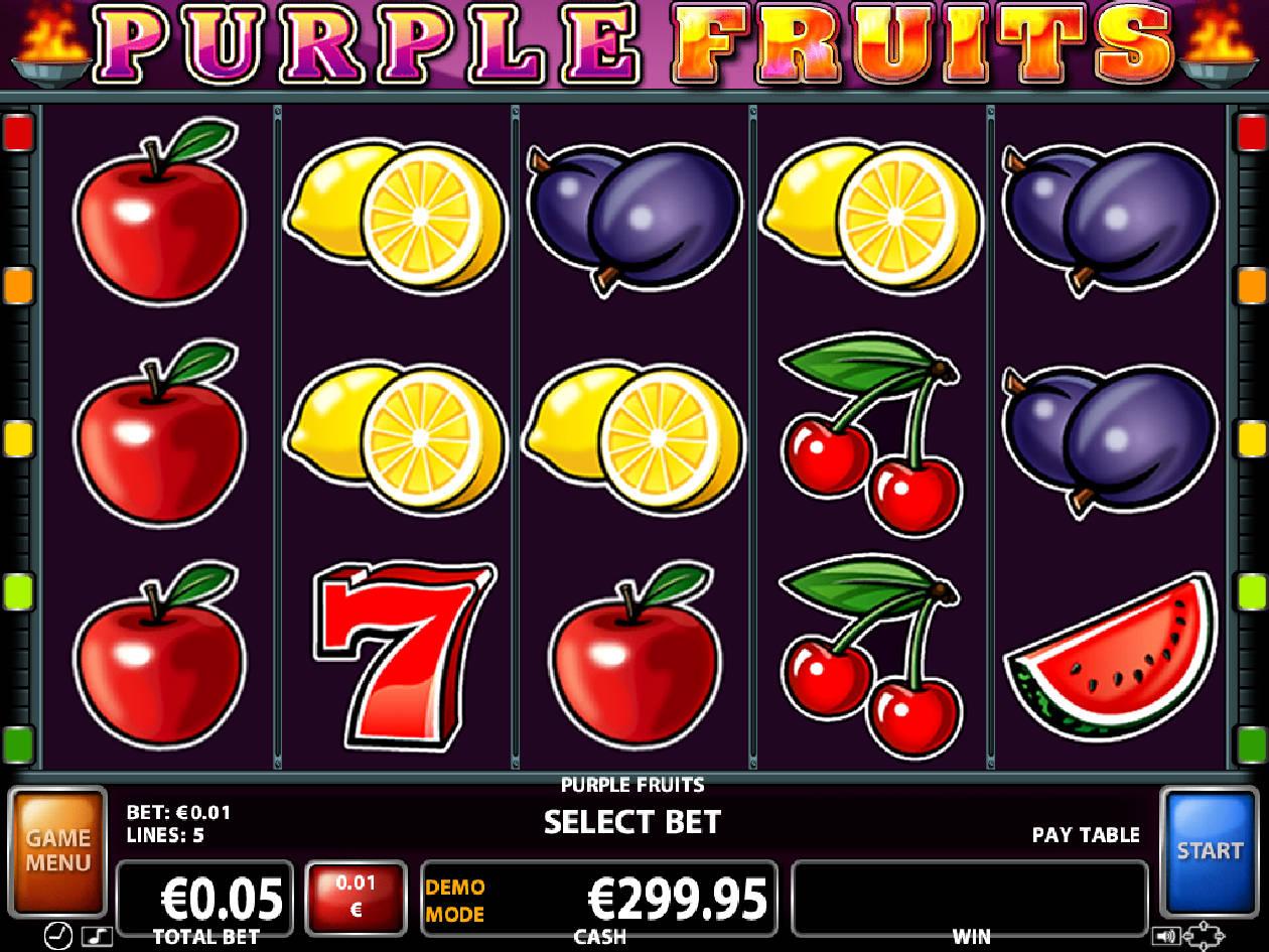 фруктовая тематика игр