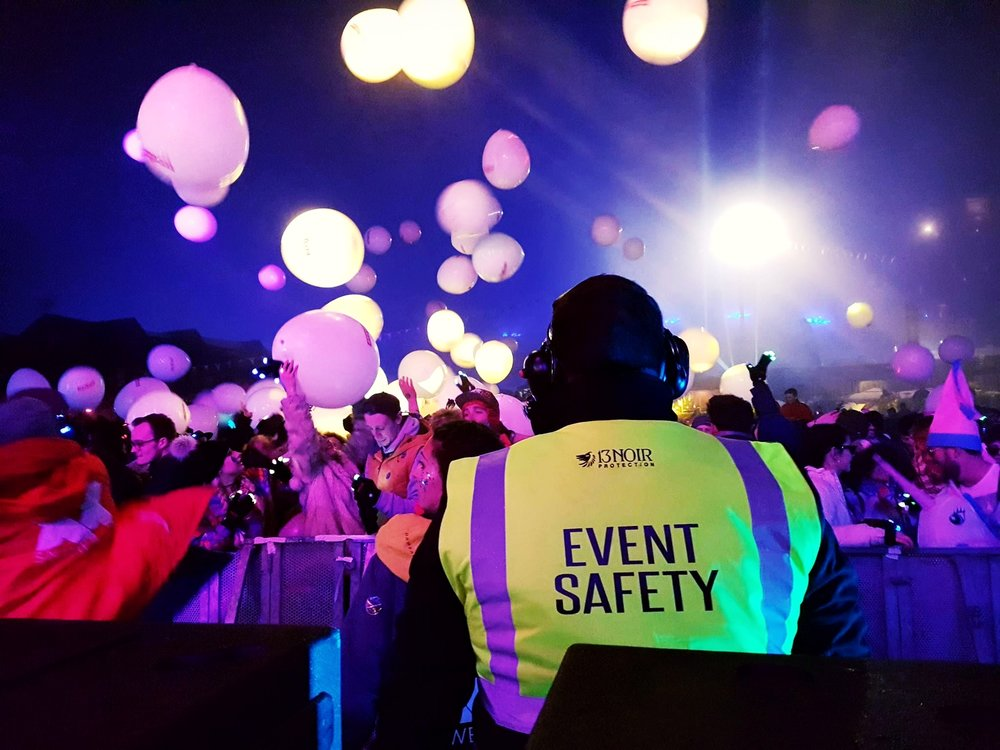 Event Safety — 13Noir Group