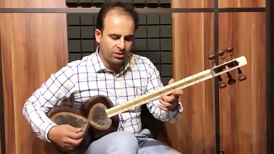 فیلم آموزش دلانگیزان آواز افشاری سل پرویز مشکاتیان نیما فریدونی تار