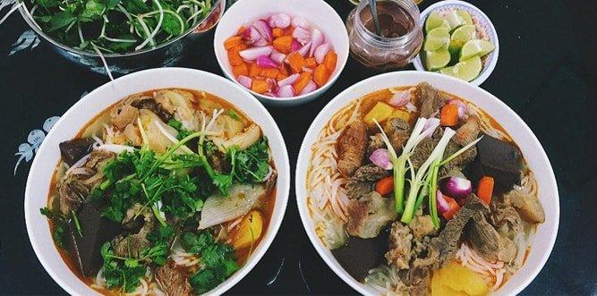 Món ngon Đà Nẵng- lôi cuốn du khách