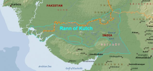 Rann of Kutch best time and things to do