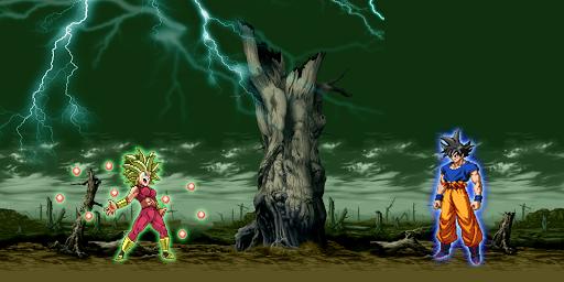 Ultra Goku Super Battle- screenshot thumbnail