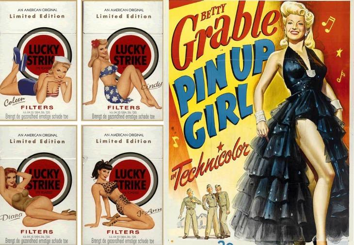 Vintage PinUp Ads