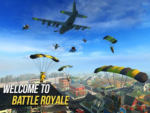Grand Battle Royale: Pixel War- screenshot thumbnail