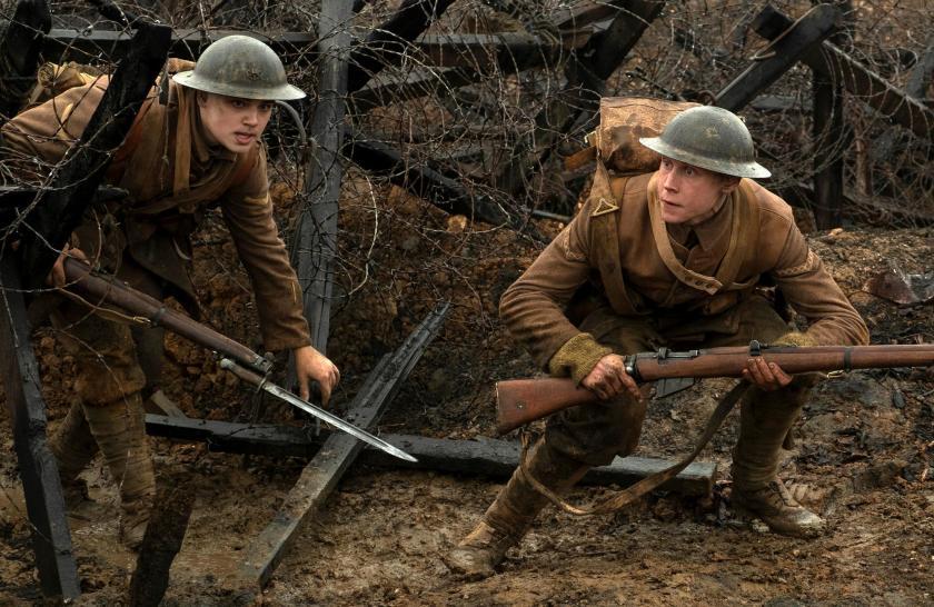 1917 - Blake & Schofield