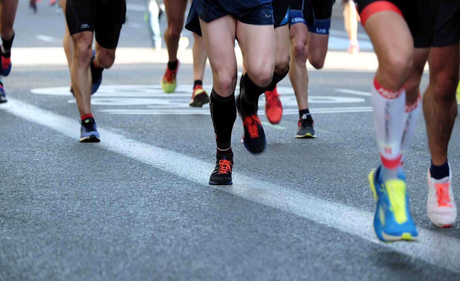 Running in 5K