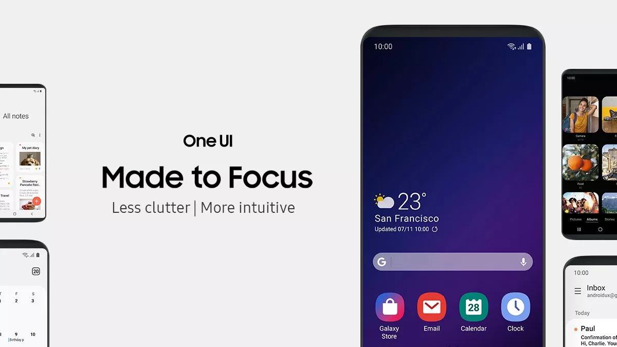 Install the One UI closed Android Pie beta Samsung Galaxy S8