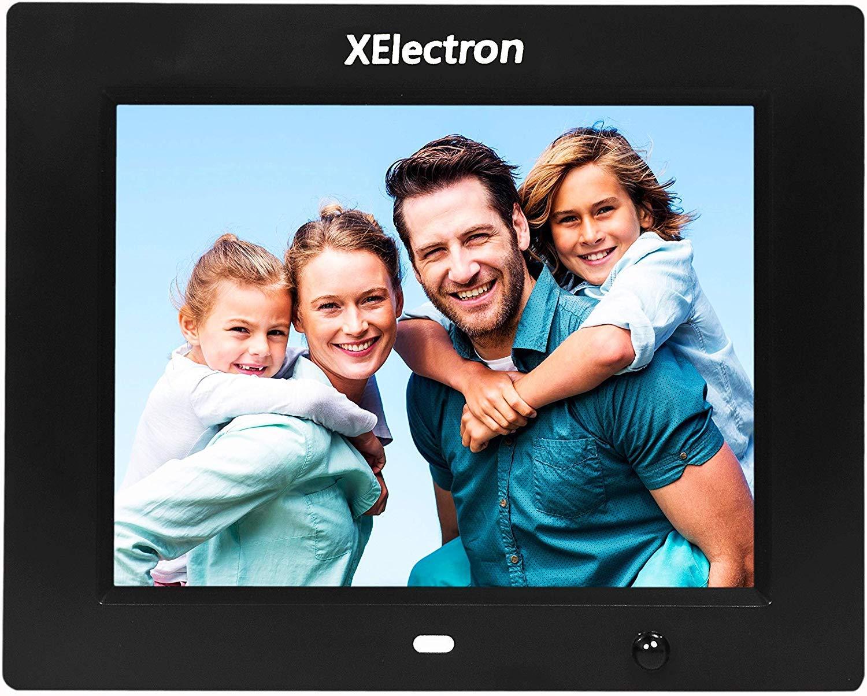 XElectron 4:3 Digital Photo Frame