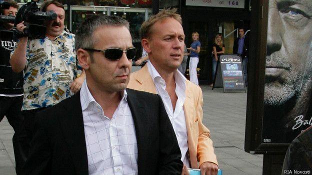 Ковтун и Луговой