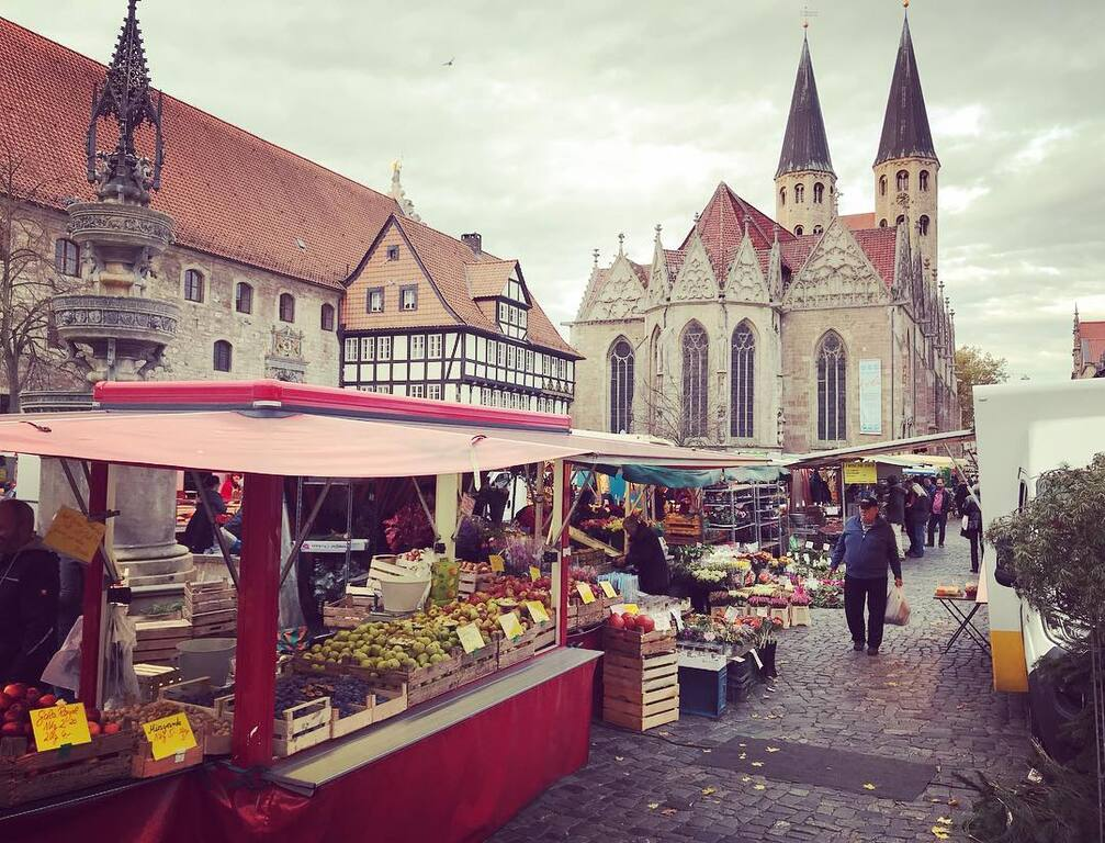 things to do in lubeck germany   markt anno dazumal