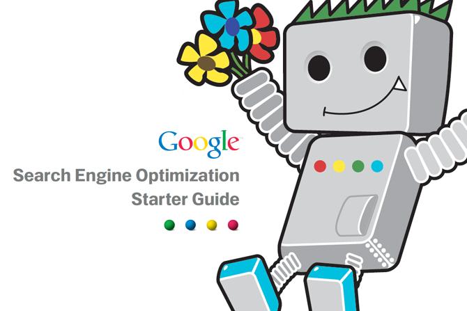 Tài liệu hướng dẫn SEO của Google - SEO starter Guide