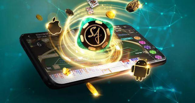 รวมเกม Sa Gaming VIP ทดลองเล่นได้จริง - SA Gaming - คาสิโนออนไลน์ ...