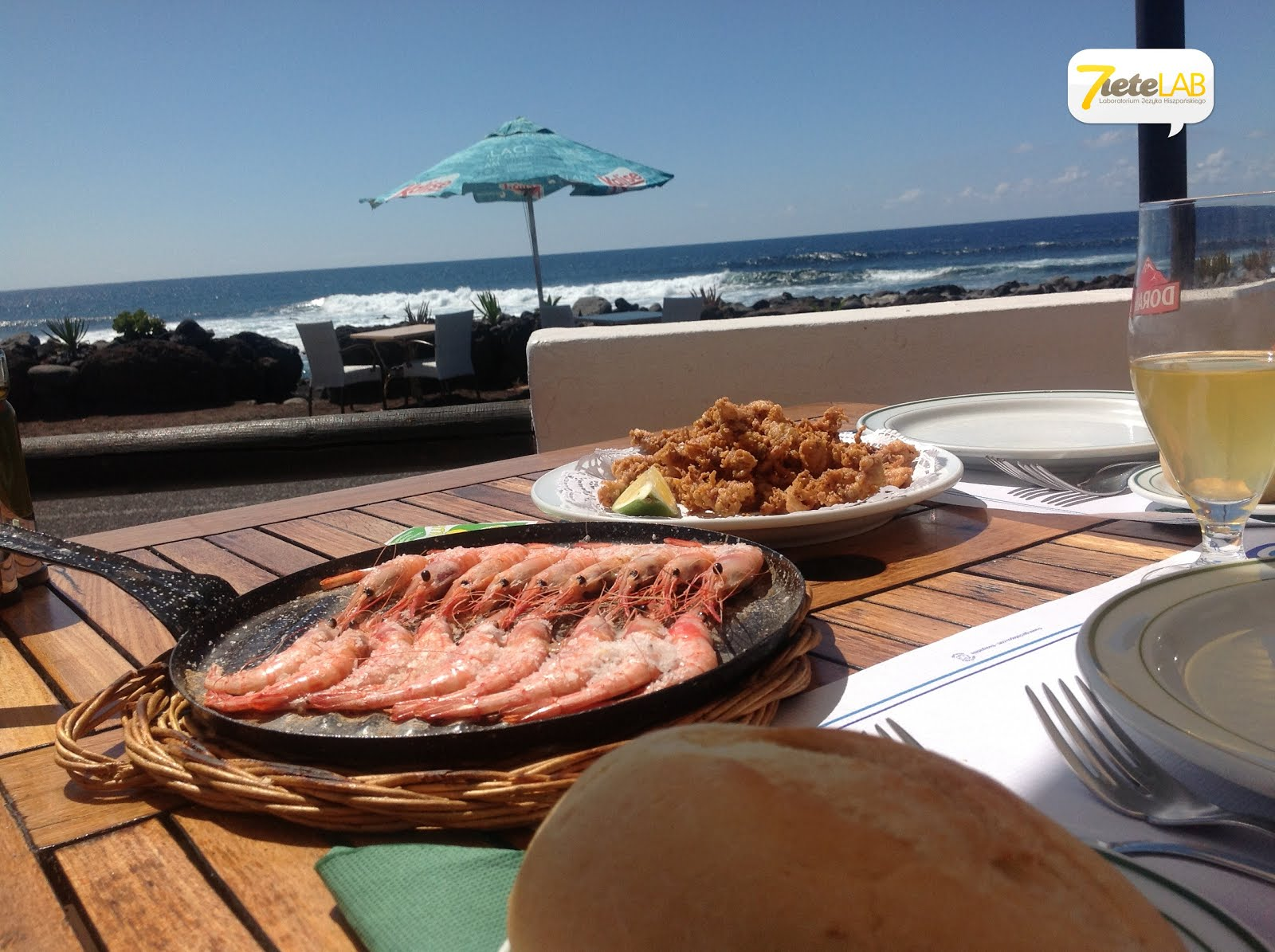 7ieteLAB español - Vistas desde el Restaurante El Caletón