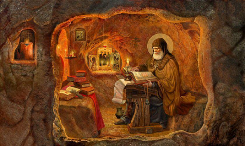 Αποτέλεσμα εικόνας για Αγ. Ισαάκ ο Σύρος: Γνωρίζεις το συμφέρον της ψυχής σου;