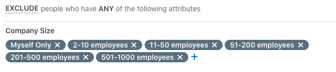 advanced search filters ion linkedin