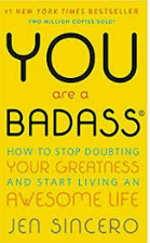 Book Recommendation - You are a Badass by Jen Sincero - Cover Art