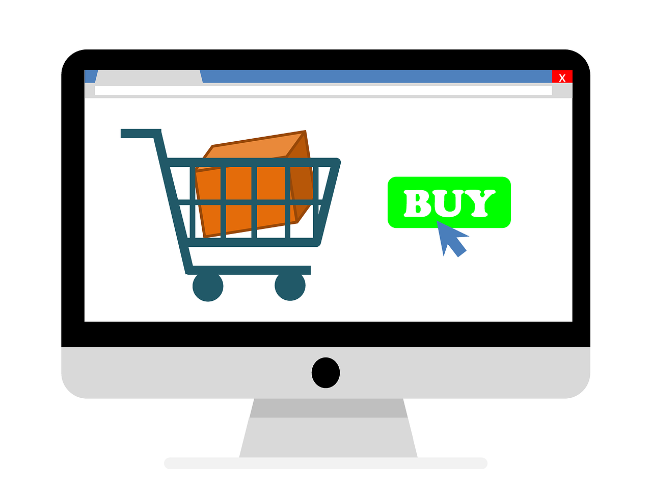 online shopping cart a face of your e-commerce business