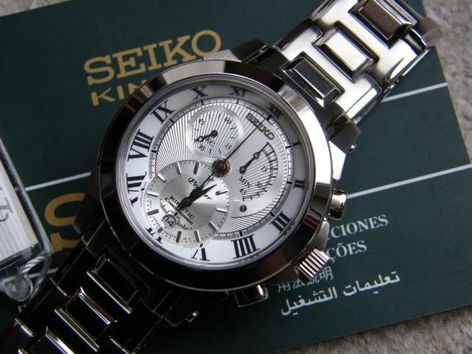 Seiko Kinetic là gì