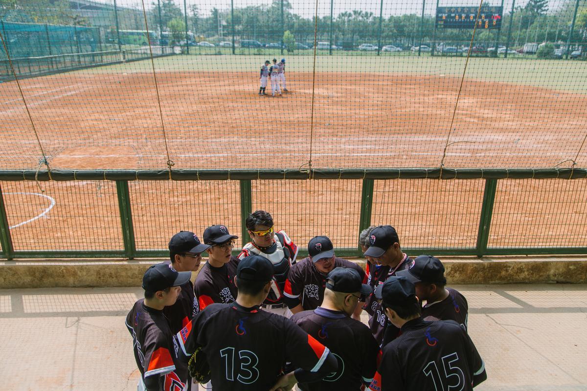 戰神隊是台灣唯一一支身障棒球隊,去年也獲得世界大賽季軍的佳績。