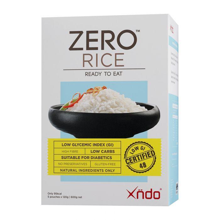 zero rice - giảm cân hiệu quả mà không cần ăn kiêng