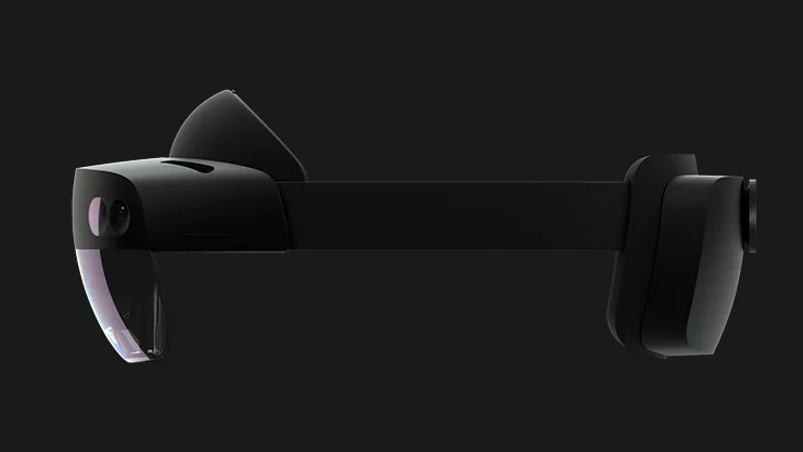 Microsoft Hololens 2 device