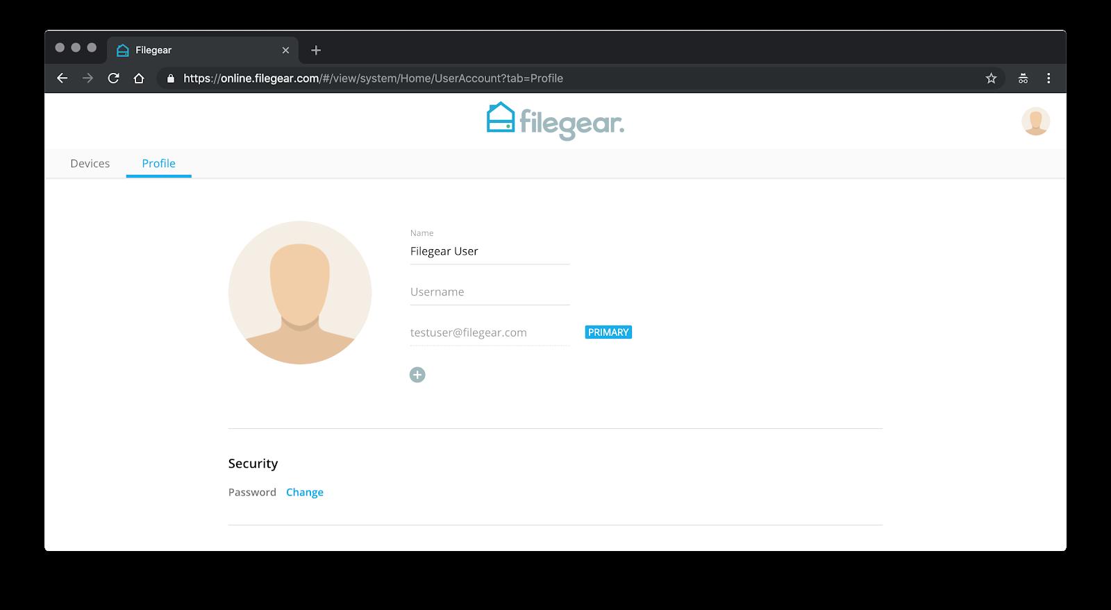 Filegear User Guide - version 1 4 | Filegear