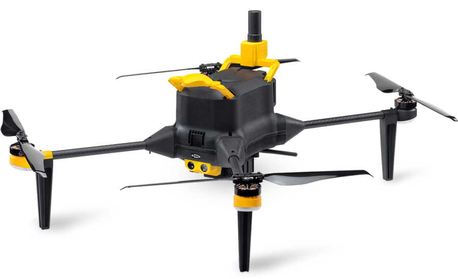 The Insight PPK Survey Drone by AUS