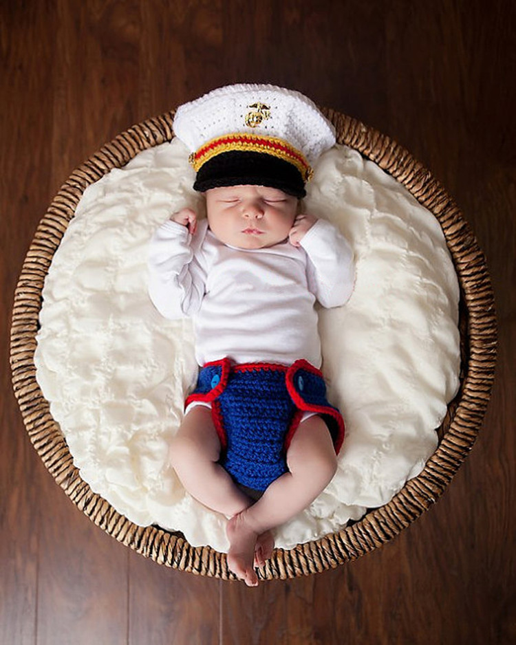 Ubranka dla niemowląt do sesji zdjęciowych: Jak się ubrać noworodka?Jak samemu zrobić sesję zdjęciową noworodkową w domu? 12