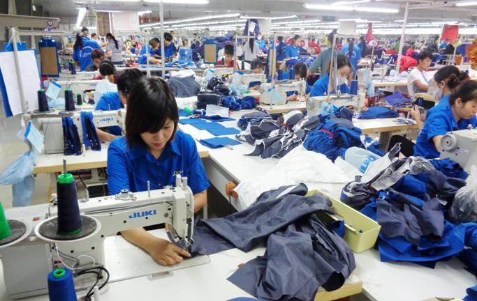 Cung ứng lao động nhanh tại Long An