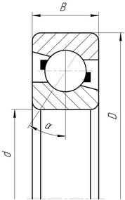 таблица размеров подшипников по диаметру