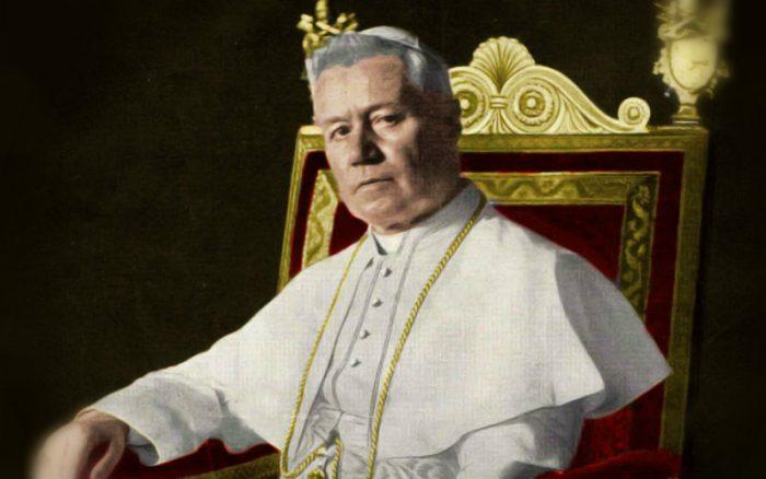 Đạp dập đầu Satan trong đời sống của bạn bằng 10 câu nói đầy sức mạnh của Thánh Giáo hoàng Piô X