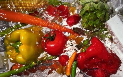 Kết quả hình ảnh cho ngâm rau vào nước muối