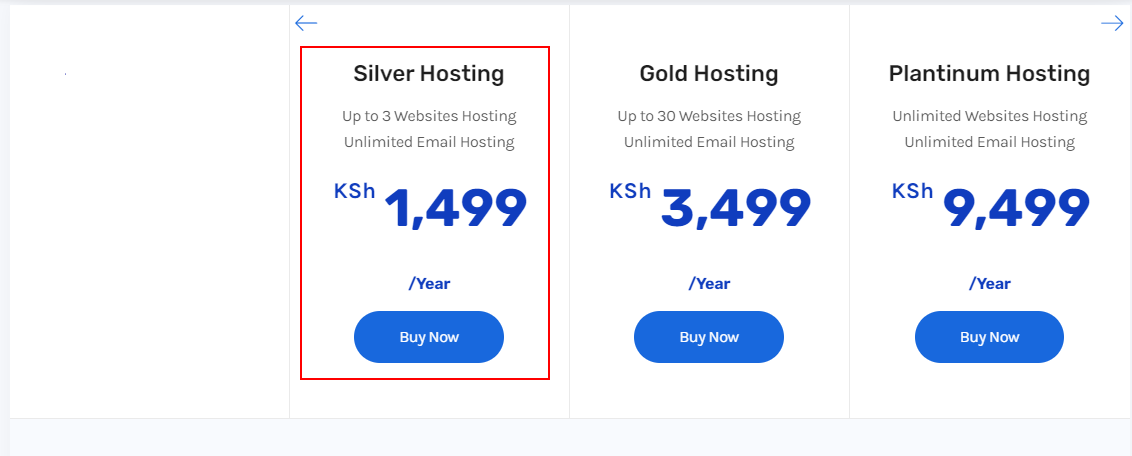 truehost web hosting prices