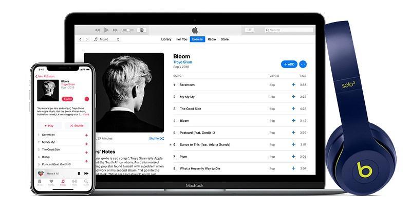 Kết quả hình ảnh cho Apple Music