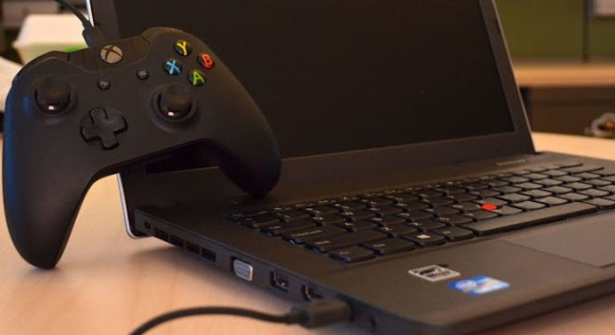 How to set up a controller on the PC