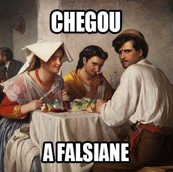meme - falsiane | Arte engraçada, Memes sobre história, Memes