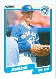 Toronto Blue Jays Franchise Greats 1B - John Olerud