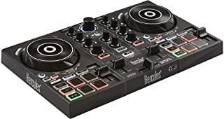 Hercules DJ Control Inpulse 200 | Portable USB DJ Controller with Beatmatch Guide, DJ Academy and full DJ software DJUCED ...