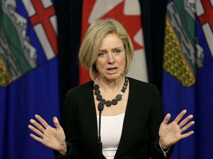 Alberta Premier Rachel Notley will travel to Washington, D.C., later this month to discuss trade.
