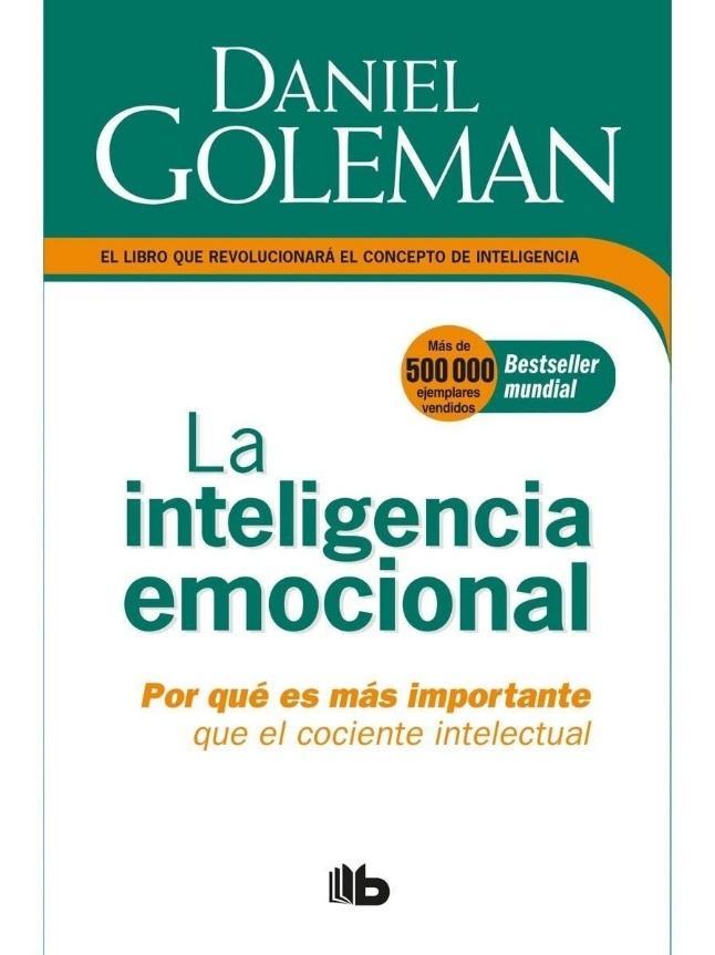 Resultado de imagen para inteligencia emocional libro